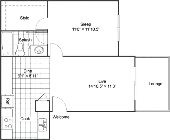 best apartments in lakewood
