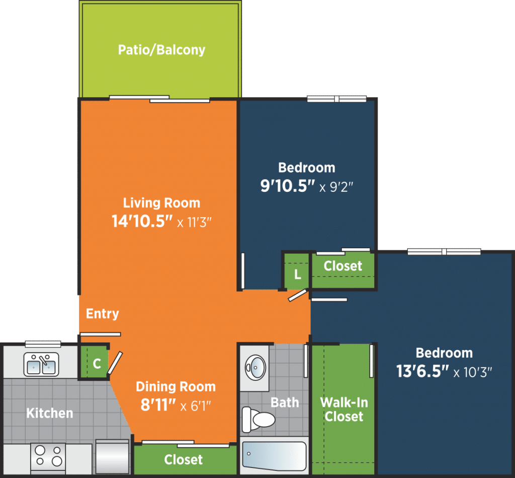 Seattle Apartments For Rent: Two Bedroom Apartment Hunting-James Apartments In Lakewood, WA